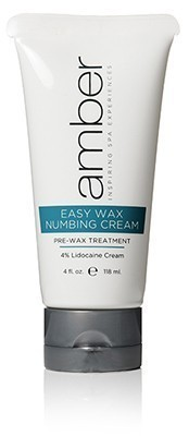 Amber Easy Wax Numbing Cream