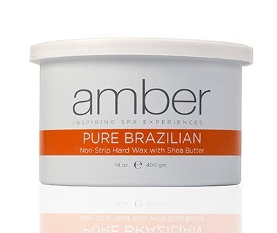 Amber Pure Brazilian Hard Wax