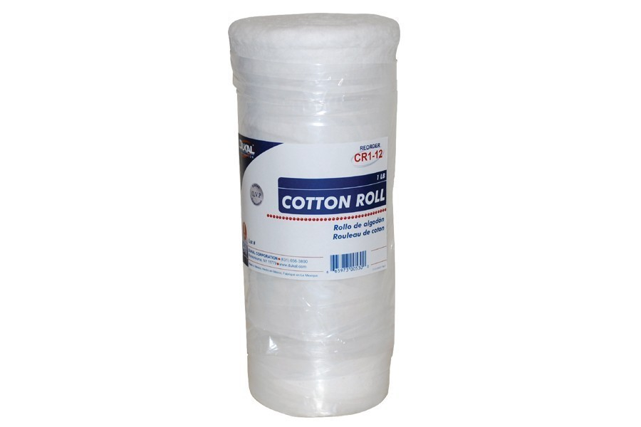 Dukal Cotton Roll 1 lbs