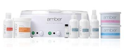 Amber Deluxe Master Depilatory Kit