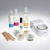 Amber Hard Wax Heater Kit