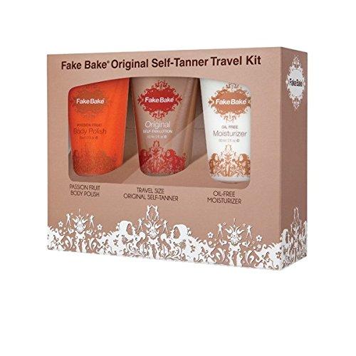 Fake Bake Original Self Tanner Travel Kit