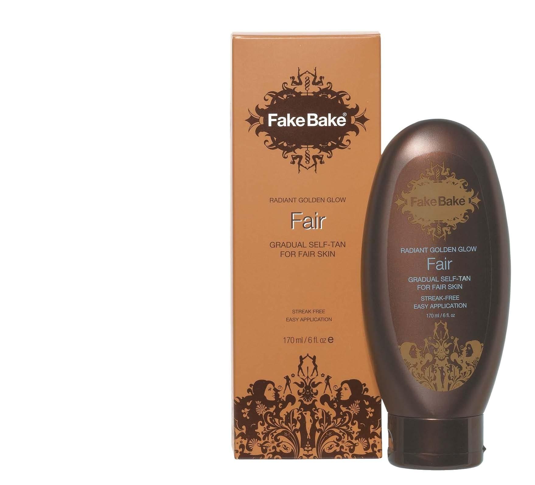 Fake Bake Fair Self Tanning lotion 6 oz