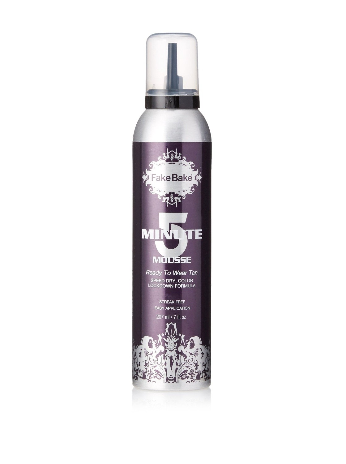 Fake Bake 5 Minute Mousse Ready To Wear Tan 7 oz
