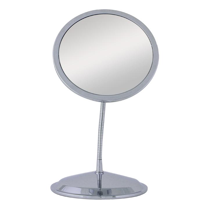 Zadro Double Vision™ Gooseneck Vanity/Wall Mount Mirror 5X/10X