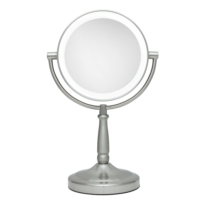 Zadro Cordless Dual-Sided LED Lighted Vanity Mirror