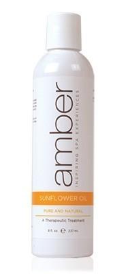 Amber Sunflower Oil