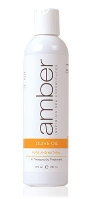 Amber Olive Oil