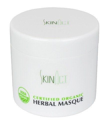 Organic Herbal Masque - 3.3 oz