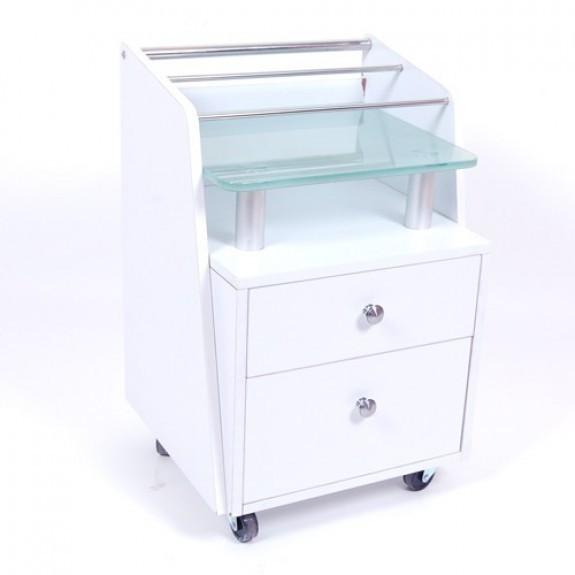PediCart Glass top