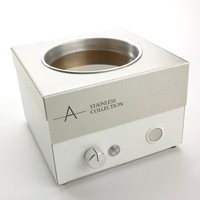 Amber Stainless Supreme Heater