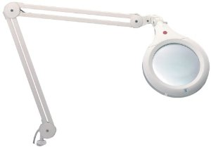 Daylight Ultra Slim Magnifying Lamp XR