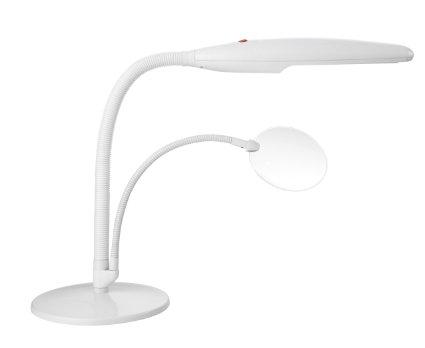 Daylight Swan Table Lamp