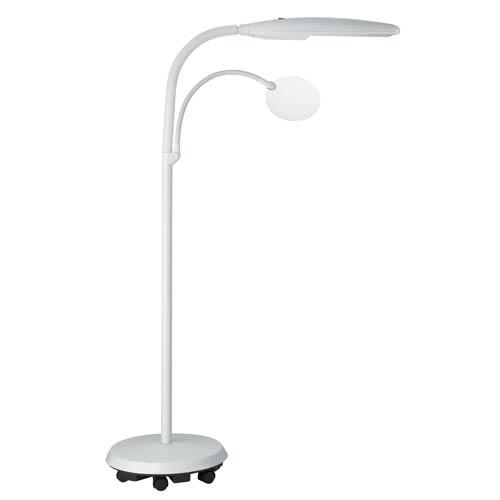 Daylight Swan Floor Lamp