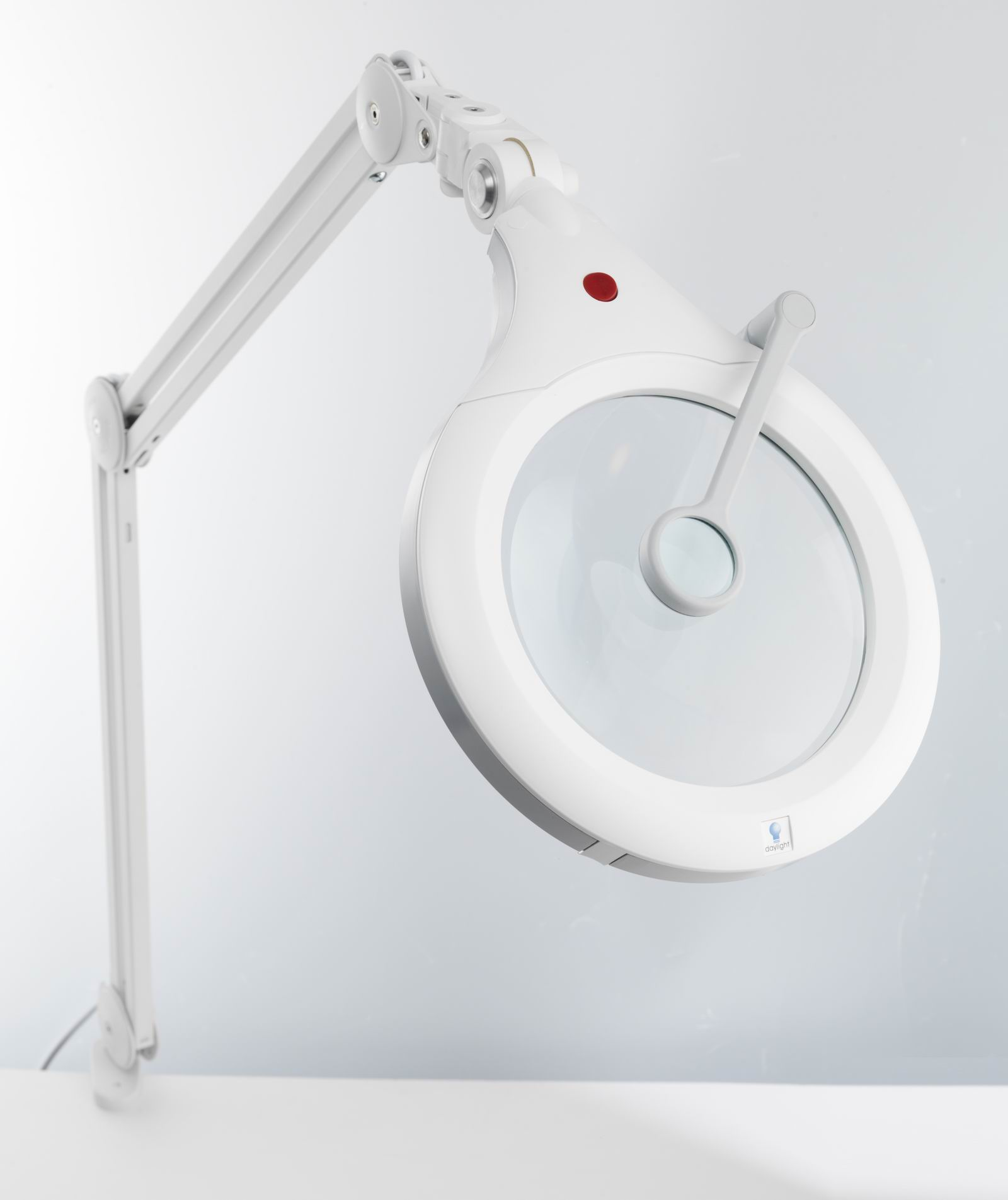 Daylight UltraSlim LED Magnifying Lamp XR