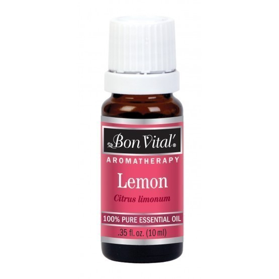 Bon Vital Lemon Essential Oil 10 ml