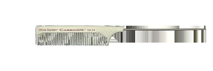 Olivia Garden Carbo Silk High Quality Comb CS-T3