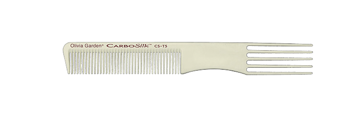 Olivia Garden Carbo Silk Professional Comb CS-T5