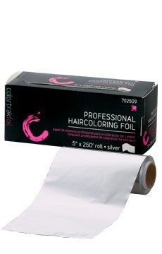 Colortrak 250' Roll Foil Silver