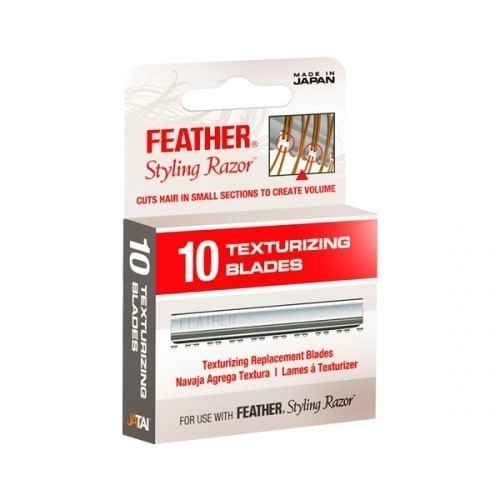 Jatai Feather Texturizing Blades 10 Pack