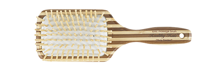 Olivia Garden Healthy Hair Eco-Friendly Bamboo Brush HH-4