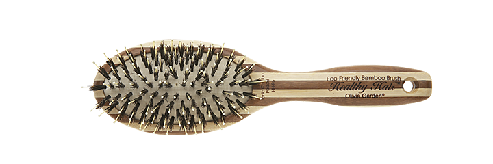 Olivia Garden Healthy Hair Eco-Friendly Bamboo Brush HH-P6