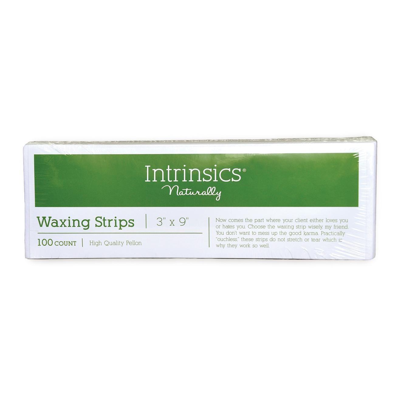 Intrinsics Waxing Strips