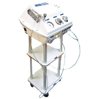 Crystal Microdermabrasion machine - Made in USA - Lifetime Warranty