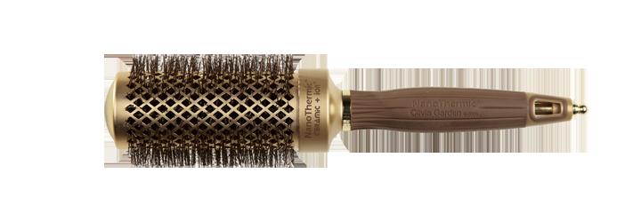 Olivia Garden Nano Thermic Ceramic Plus Ion Brush NT44