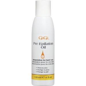 GiGi Pre-Epilating Oil