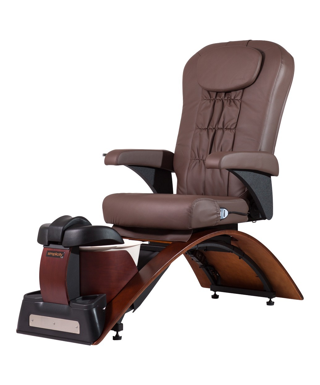 Simplicity Pedicure Chair From Continuum Footspas  sc 1 st  Spa Equipment & Pedicure Spa Chairs Manicure Tables