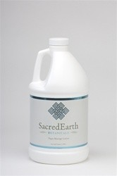 Sacred Earth Vegan Massage Lotion 1/2 Gallon