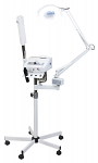 Ozone Steamer, 5 Diopter Magnifying Lamp And High Frequency