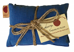 Hot Cherry 5B Blue Denim Neck Therapeutic Pillow