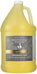 Soothing Touch Fragrance Free Massage Oil 1 Gallon