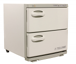 48 Piece Double Hot Towel Cabinet Plus UV Sterilizer