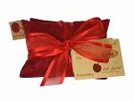 Hot Cherry 5M Red Maraschino Neck Therapeutic Pillow