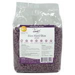 Wax Necessities Film Hard Wax Plum 35.27oz (1000g)