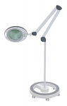 Moda LED Magnifying Lamp - Touch Control Brightening Adjustment System