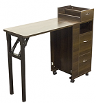 Mato Foldable Manicure Table