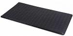 "Black Anti-Fatigue Textured Floor Mat - 36"" x 20"""