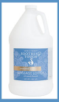 Soothing Touch Jojoba Unscented Massage Lotion Half Gallon