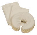 SkinAct Murade Massage Table Fitted Cover Sheet (1 Set)