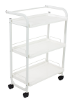Plastic Spa Salon Cart Trolley