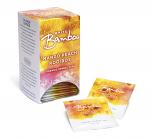White Bamboo 6-25 ct Case Organic Mango Peach Rooibos