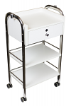 Salon/Spa Cart With Single Drawer