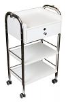 Salon/Spa Cart With Single Drawer