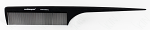 SkinAct Carbon Hair Comb With Rattail