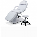 Hydraulic Facial Bed, Chair With FREE STOOL 90 degree Full Sitting Position