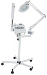 Ultra 2 In 1 Facial Steamer With Aroma Therapy Plus Magnifying Lamp